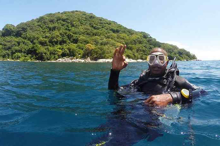 Calling All Scuba Divers to Malawi - Malawian Style
