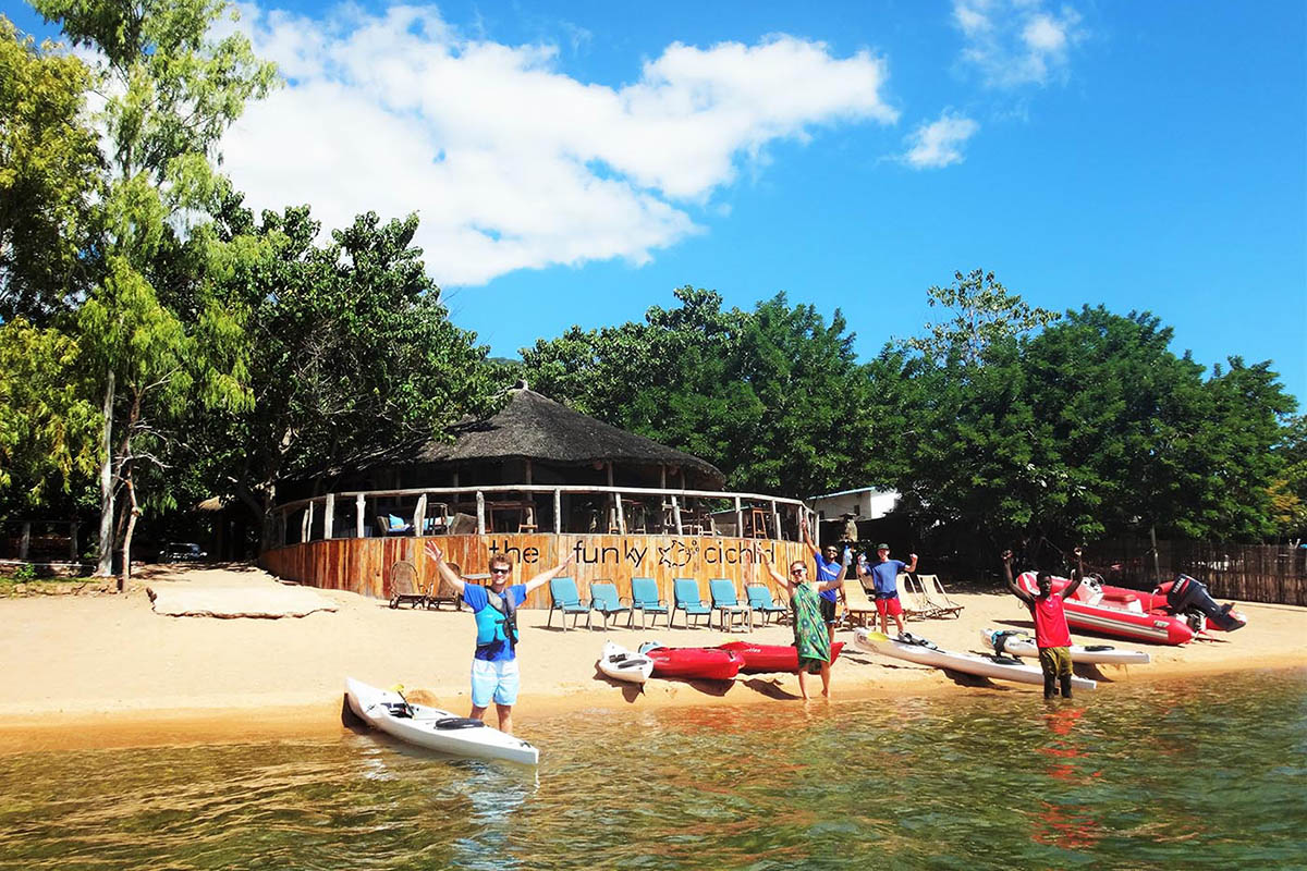funky cichlid malawian-style-lodges-our-destinations-malawi-adventures-experiences-specialist-tour-operator-accommodation-kayaking
