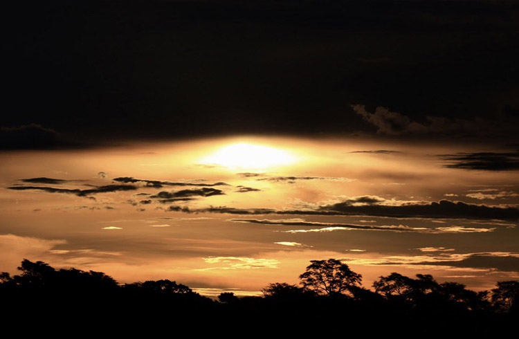 sunsets Improving our photography skills at Liwonde