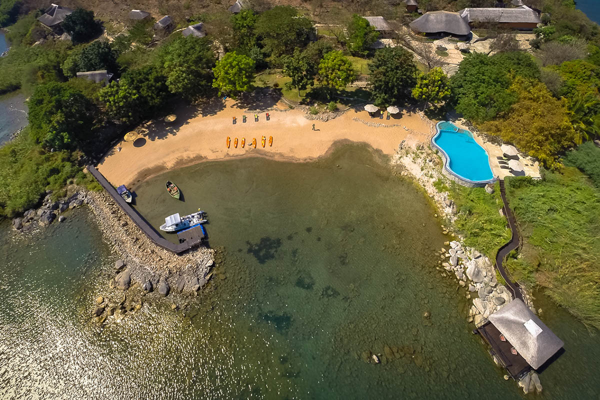 blue zebra lodge aerial-view-malawi-lodges-malawian-style-malawi-adventures-experiences-holidays-specialist-tour-operator-malawi