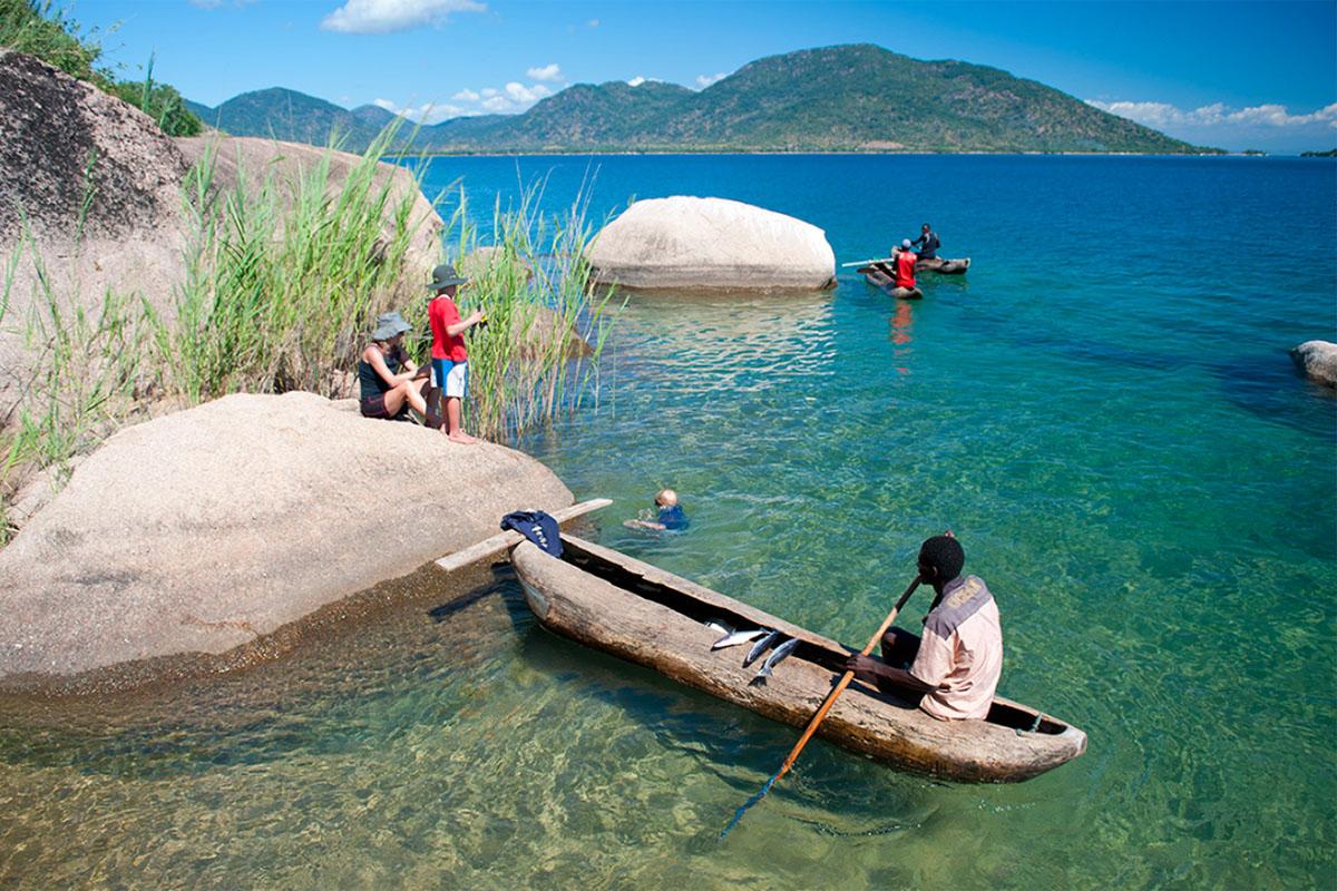 domwe island malawi-lodges-malawian-style-lake-malawi-southern-lake-shore-scenic-views