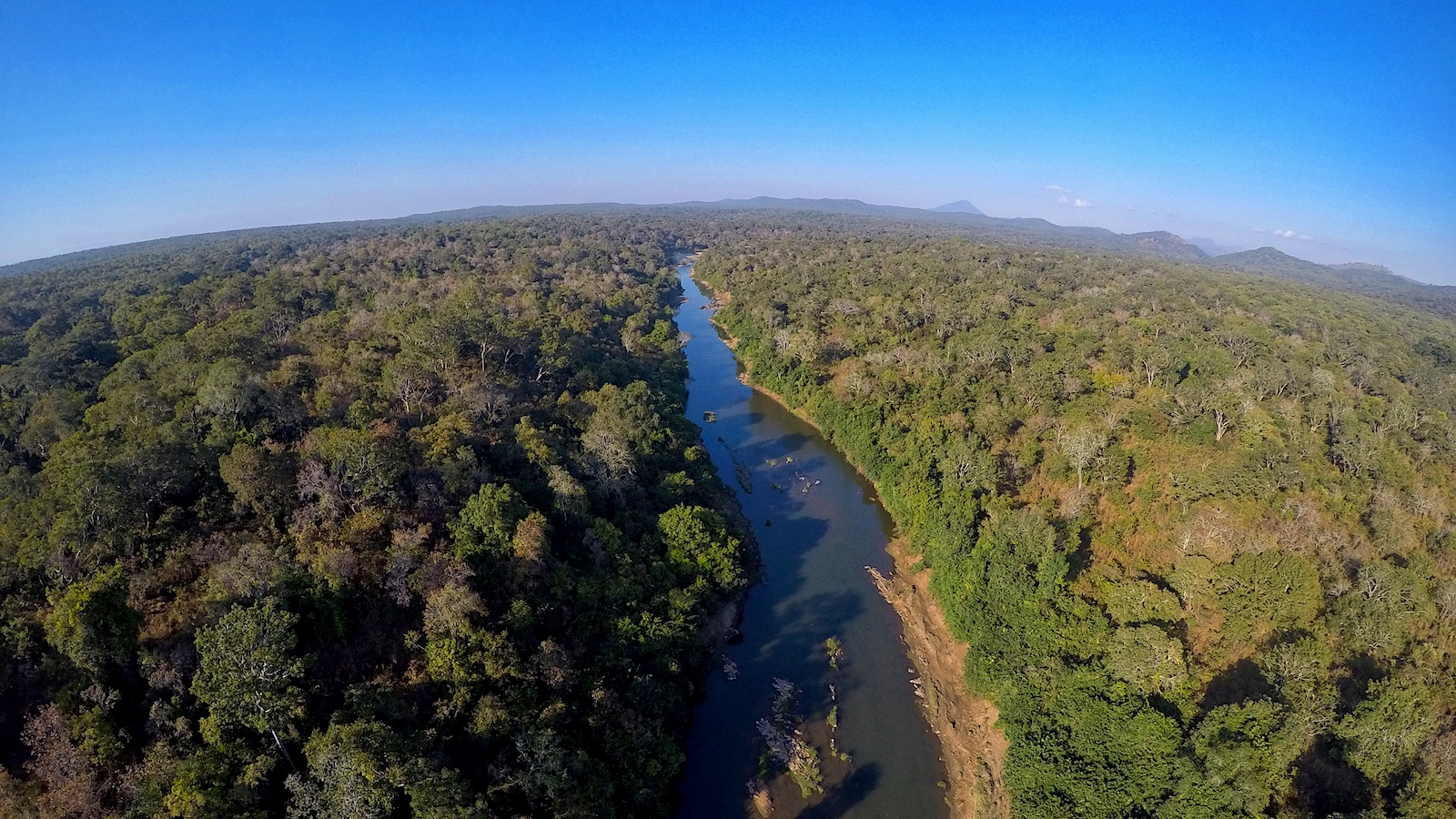 tongole bua river