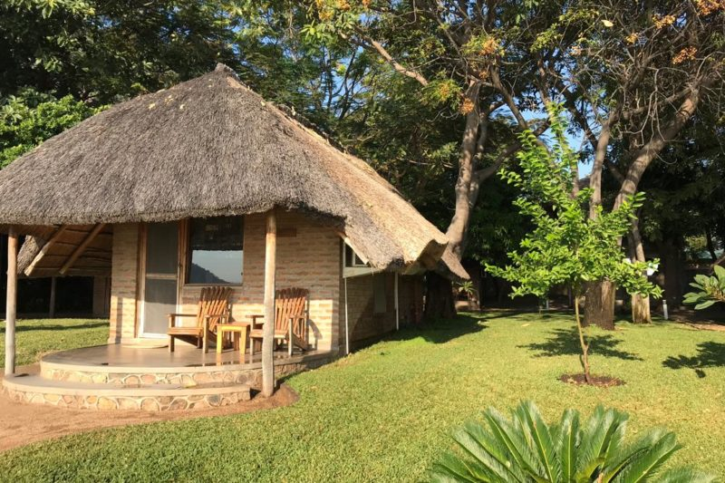 chembe eagles nest lodge-lake-malawi-lodges-malawian-style-private-beach-golden-beaches-clear-waters-accommodation-quaint-chalets-chalets