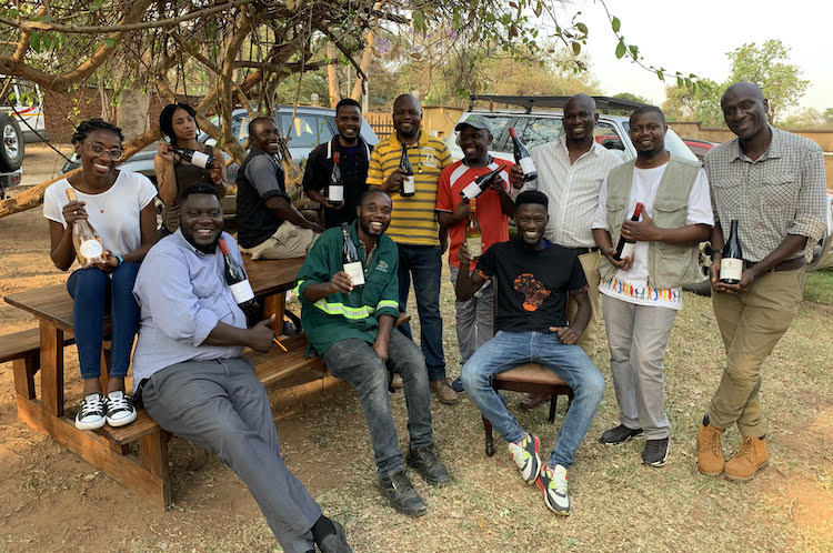 Malawian Style team