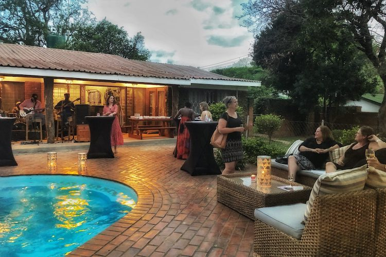 Wines & Wings event
